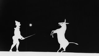 The Clown and His Donkey (1910) | BFI National Archive