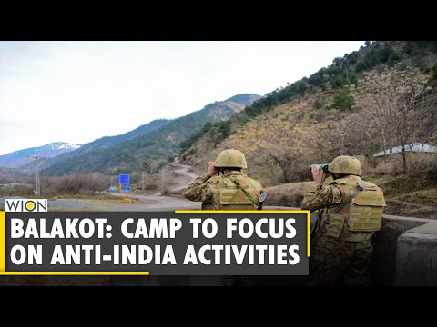 Terror camps in Balakot Pakistan reactivated for anti-India activities | World News | WION News