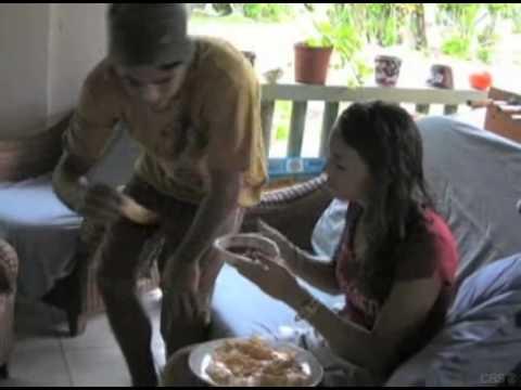 Survivor Micronesia - Life at Ponderosa Ozzy Pt. 3