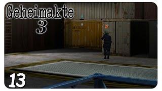 Das Rätsel um die Fracht #13 Geheimakte 3 - Let