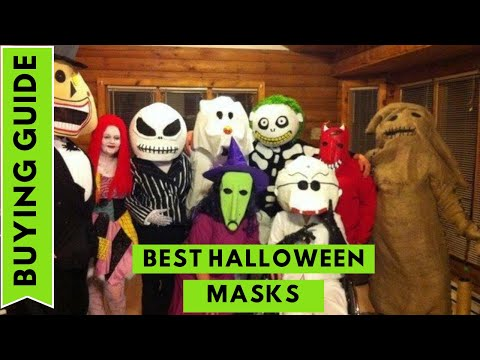 Best Halloween Masks || Scary Halloween Masks || Buying Guide