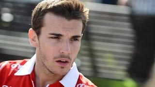 Jules Bianchi, un destin brisé