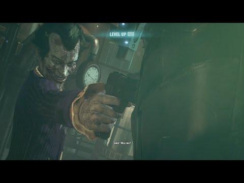 Batman Arkham Knight Return of the Joker