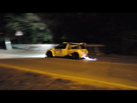 Torricelle Special Stage Start - Rally Due Valli PURE SOUND