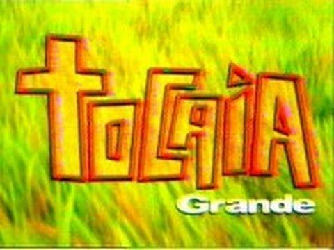 """CLIPE da novela """"Tocaia Grande"""" - Rede Manchete"""