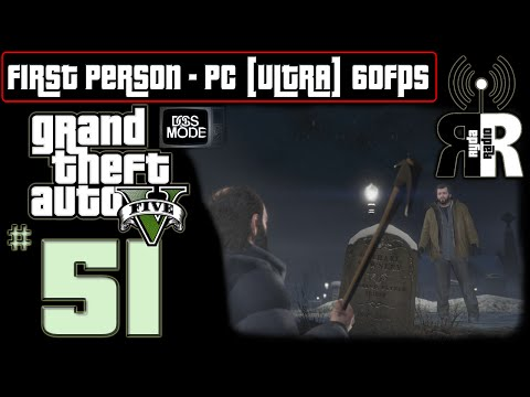 """GTA 5: PC - First Person ♫ Ryda Radio [Ep51] ► """"Dissolve Partners"""" NO COMMENTARY Playthrough 60fps"""