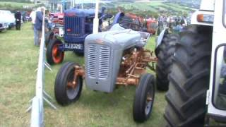 Cardigan County Agricultural Show.