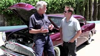 Corky Coker's '54 Buick Century on CarCast with Adam Carolla