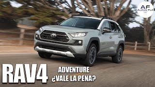 Toyota Rav4 Adventure 2020 ¿Vale la Pena? SUV