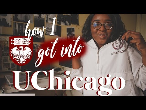HOW I GOT INTO UCHICAGO {GPA, STATS + TIPS}