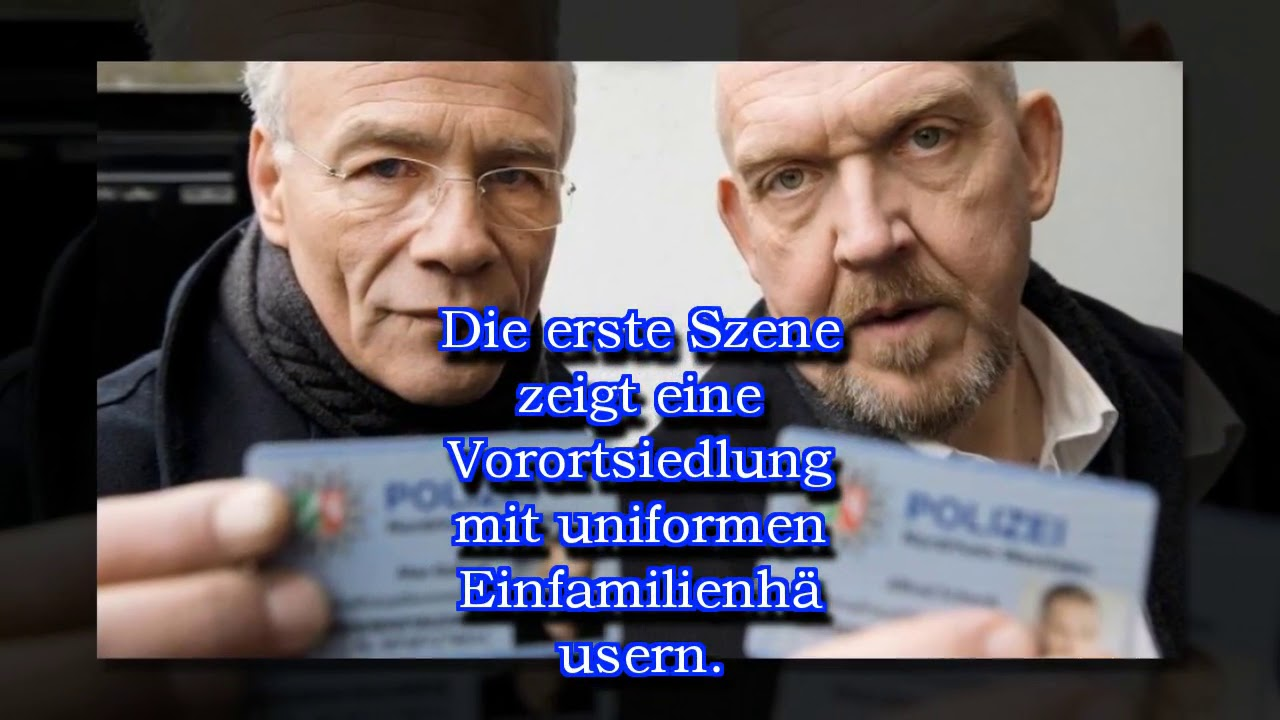 Tatort Heute Wiederholung