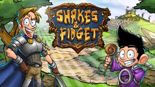 OSTATNI ODCINEK - Shakes & Fidget #012