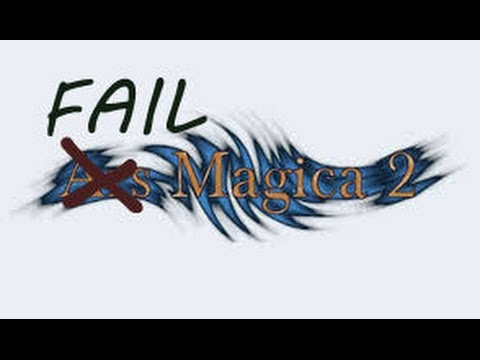 "*FAIL* Ars Magica 2 ""opettelua"" [STREAM HIGHLIGHT]"