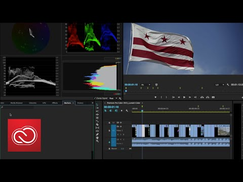 Work Like An Editor, Think Like A Colorist | Adobe Creative Cloud