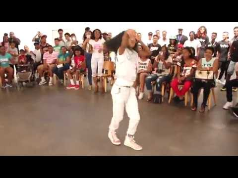 DANCE BATTLE: Haleigh (LYE)  vs Shemya (ATL)