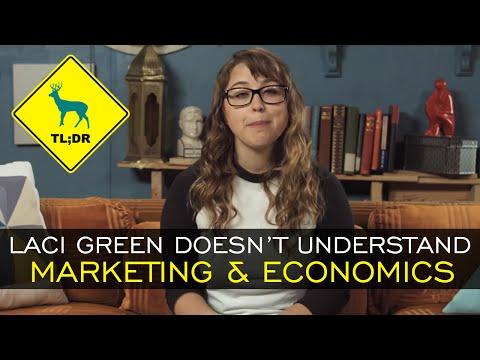 TL;DR - Laci Green Doesn't Understand Marketing & Economics
