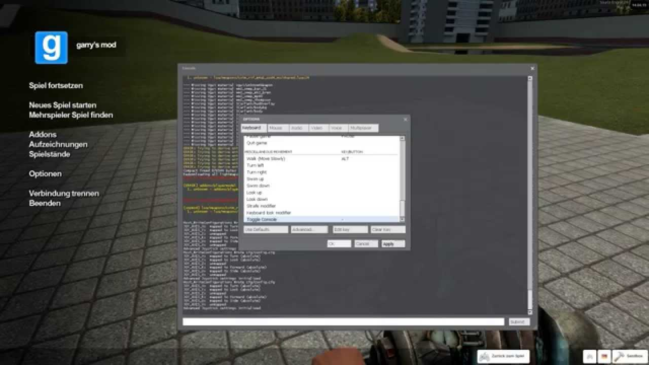 how to make a lan private server in gmod
