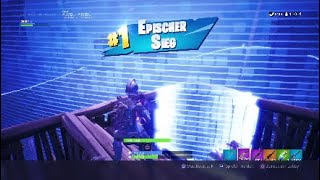 Fortnite Noob holt win NEW FROST LEGEND PACKET