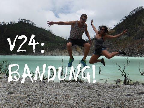 Travel Vlog 24- Bandung, Indonesia