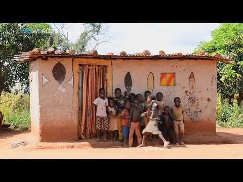 D.R Congo Art: Village Becomes Tourist Attraction