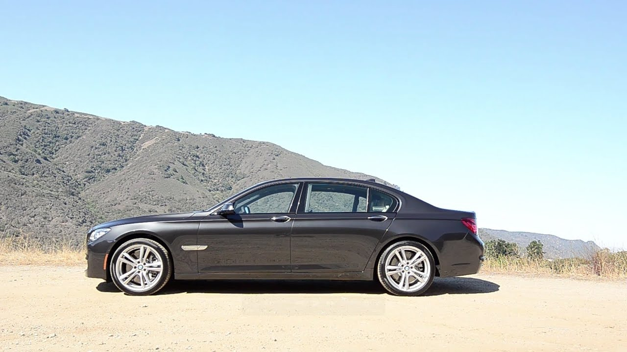 2013 bmw 750li xdrive sedan winding road pov test drive youtube. Black Bedroom Furniture Sets. Home Design Ideas