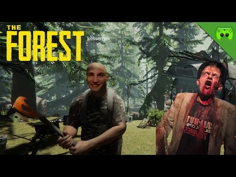 REBOOT 🎮 The Forest Multiplayer #1