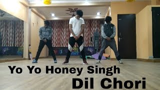 Yo Yo Honey Singh | Dil Chori Sada Ho Gaya (dance video) | Choreography - Abhi And Vicky