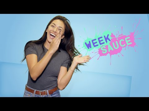 Week Sauce With Jessica Lesaca - Episode 13