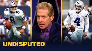 Stephen Jones shares similarities between 1990s and 2021 Cowboys - Skip & Shannon I NFL I UNDISPUTED