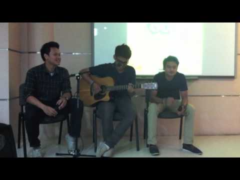 Raja Cacing - Serba Salah Orang Ketiga (medley raisa-hivi) Cover Live at Universitas Bakrie