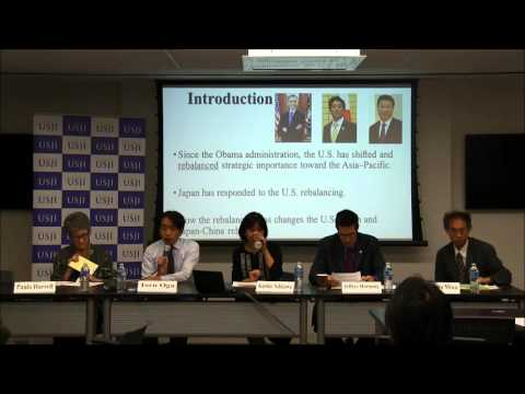 USJI :Japan's Asia policy and the US Rebalancing: Challenges and Opportunities