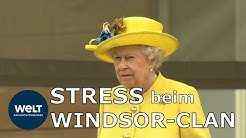 ANGST UM MONARCHIE: Queen Elizabeth ruft königliches Krisentreffen ein