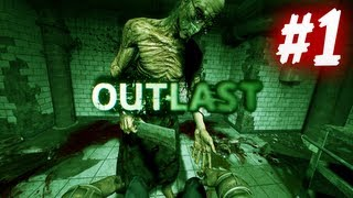 NoThx playing Outlast EP01