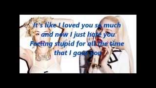 Black Widow by Iggy Azalea and Rita Ora LYRICS (Unpitched)