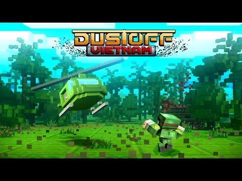 Dustoff Vietnam (by Invictus) - iOS / Android / Amazon - HD Gameplay Trailer