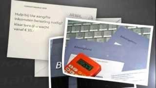 Belastingaangifte invullen