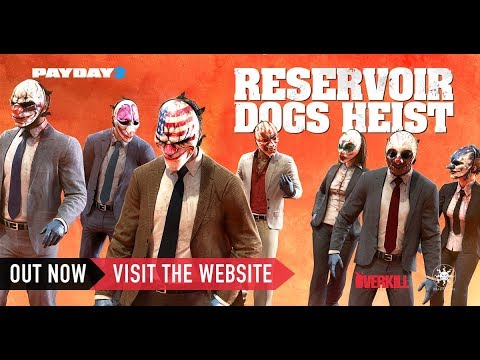PAYDAY 2 Reservoir Dogs Heist Trailer (2017) by game box|Game Box|