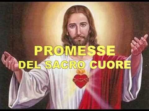 PROMESSE DEL SACRO CUORE