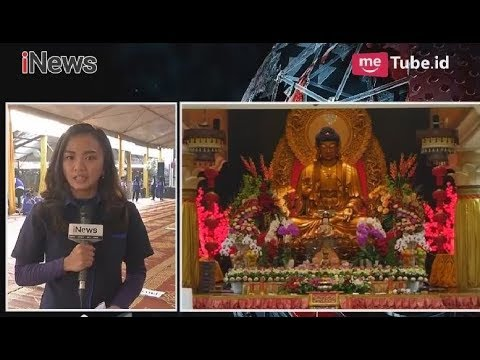 Umat Budha Sambut Perayaan Waisak 2562 BE di Wihara Ekayana, Tanjung Duren - iNews Pagi 29/05