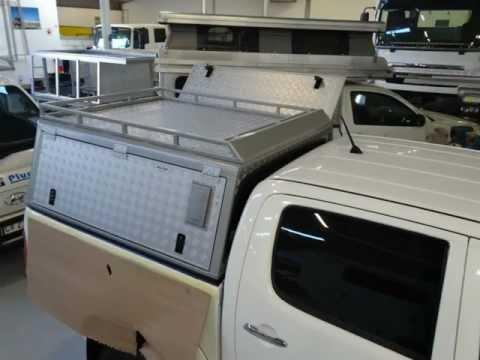Alu-Cab Canopy / Pickup-Hardtop by Genesis Tracks