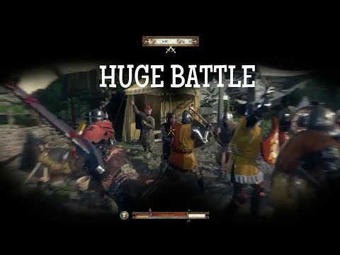 Kingdom Come Deliverance: First BIG Battle And Boss Fight ...