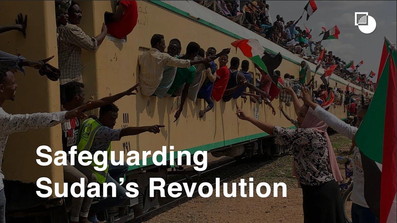 Safeguarding Sudans Revolution Crisis Group