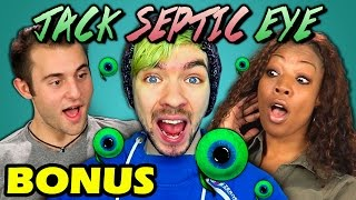 ADULTS REACT TO JACKSEPTICEYE (BONUS #6)