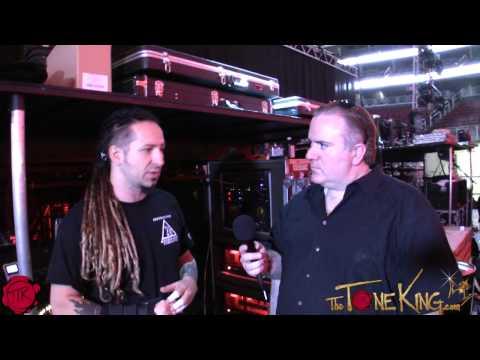 Trespass America w/ Five Finger Death Punch Guitarist : Zoltan Bathory