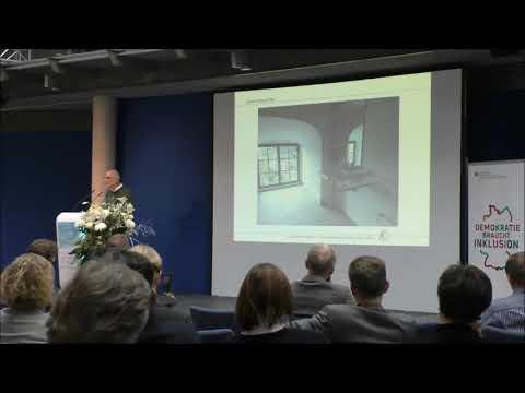 """Konferenz """"Inklusiv Gestalten"""": Vortrag Matthias Hamann"""