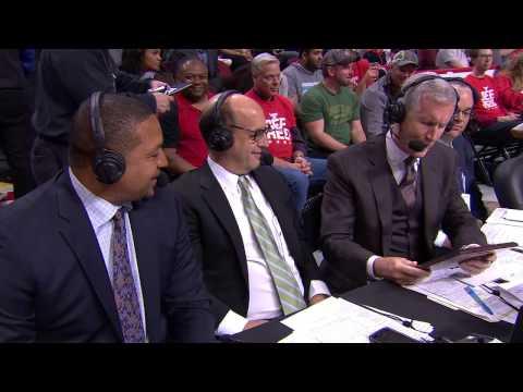 Jeff Van Gundy Award ESPN Segment
