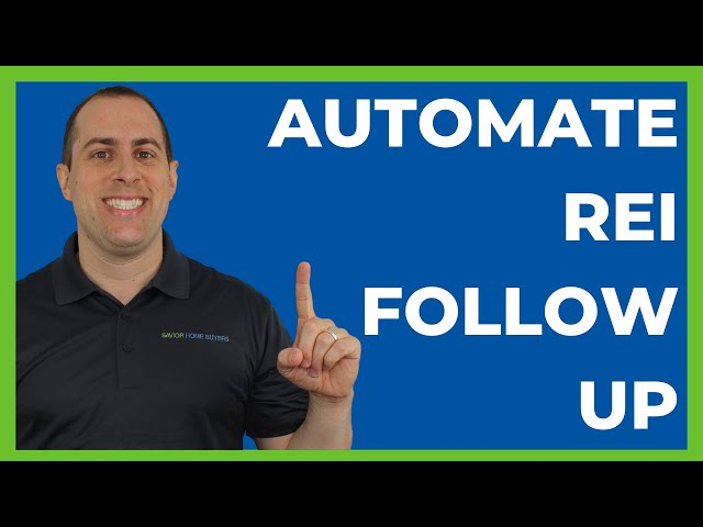 How To Automate Motivated Seller Follow Up