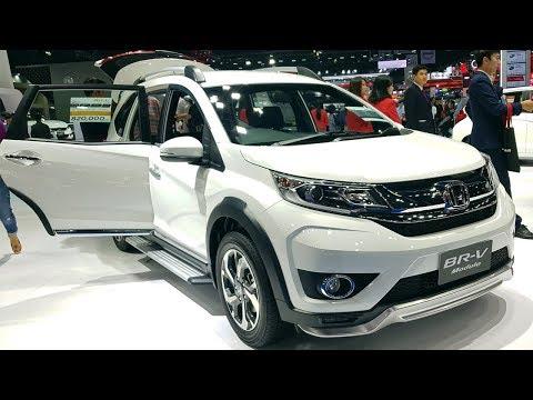 Honda BR-V 1.5 SV Modulo ราคา 820,000 บาท