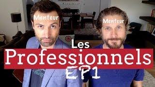 Les professionnels / acteur