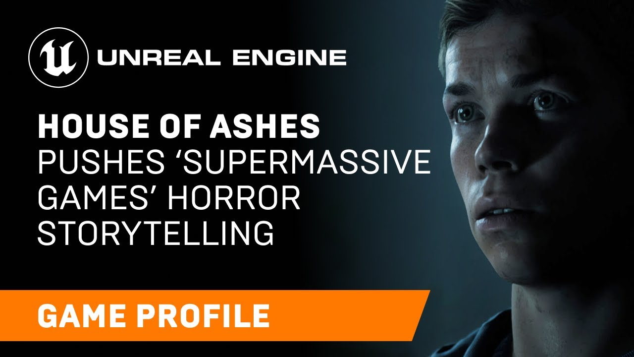 The Dark Pictures: House of Ashes | Game Profile | Unreal Engine
